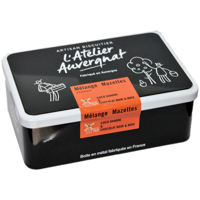 Boîte Mélange Mazettes